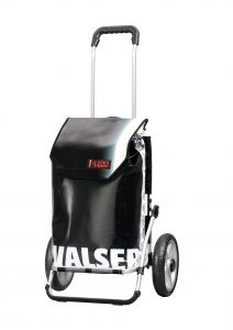 Royal shopping trolley with recycled truck bag