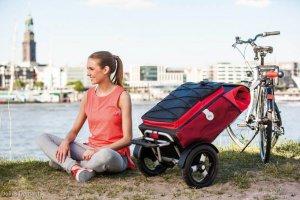 urban style trolley