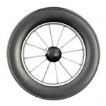 Metal spoke 25cm wheel