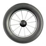 Metal spoke 25cm wheel