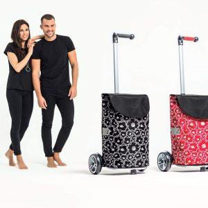 Man and Women Unus trolley