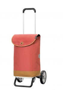 coral height adjustable trolley