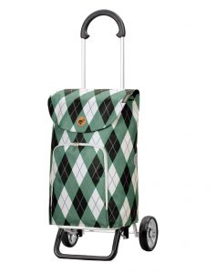 lightweight shopping trolley
