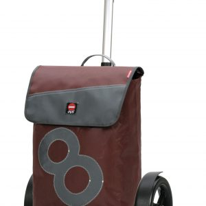 recycled sail bag trolley