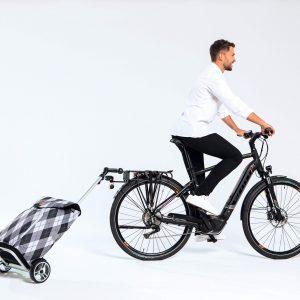 trendy bike trolley