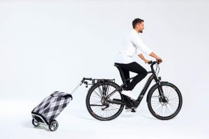 trendy bike trolley