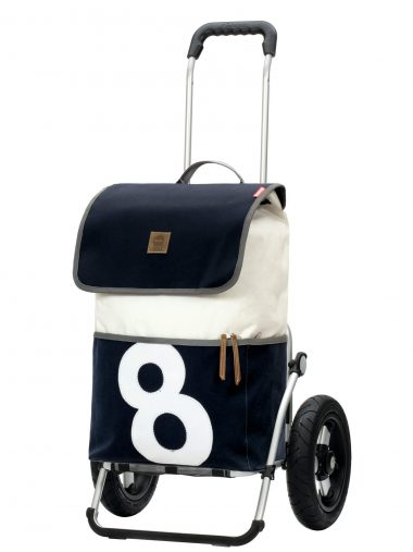 recycled sails trolley