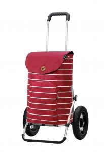 29cm tyre wheels all terrain trolley