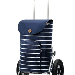 29cm tyre wheels all terrain trolley