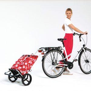 bike trailer trolley
