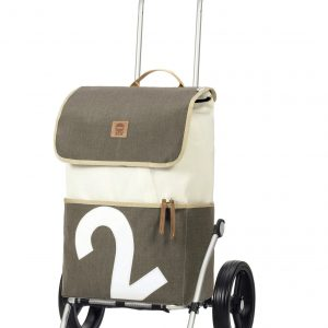 recycled sail trolley