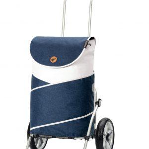 stylish shopping trolley