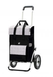 all terrain shopping trolley