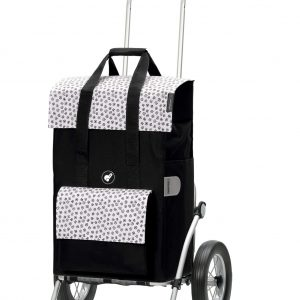 all terrain shopping trolley