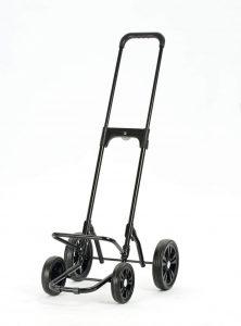 4 wheel shopping trolley frame