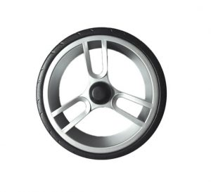 17cm ball bearing trolley wheel