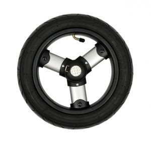 29cm pneumatic tyre trolley wheels