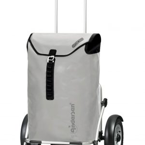 waterproof shopping trolley