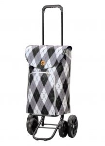 4 wheel trolley