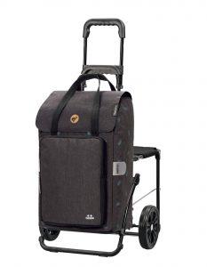seat shopping trolley
