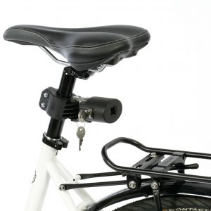 bike attachment with bike