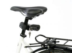 bike attachment with bike
